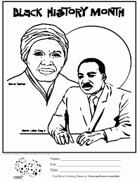 Small Picture Beautiful Black History Coloring Pages 78 With Additional Line