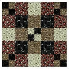 Best 25+ Civil war quilts ideas on Pinterest | Scrap quilt ... & Nine Patch Quilt Block Patterns of All Types and Sizes. Vintage Quilts  PatternsCivil War ... Adamdwight.com