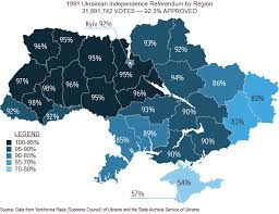 my ukraine a personal reflection on a nation s dream of the next day 92 percent of ukrainians who participated in a national referendum voted for independence a majority in every region of the country including