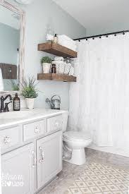 bathroom remodels on a budget. Plain Remodels Budget Bathroom Makeover7 Throughout Bathroom Remodels On A O