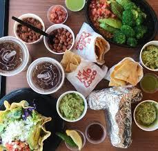 vegan food at el pollo loco
