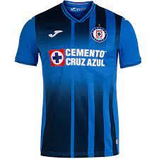 Joma Cruz Azul 2021-22 Home Men's ...