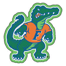 2000x2000 university of florida gators mascot area rug 643517217808