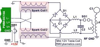 diy homemade mini plasma gun rmcybernetics