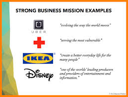Mission Statement Example Mission Statement Examples Rome Fontanacountryinn Com