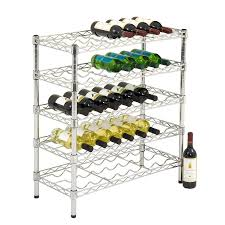 chrome wine rack. Exellent Rack No  In Chrome Wine Rack E