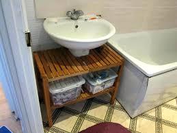 ikea pedestal sink. Modren Ikea Photo 4 Of Pedestal Sink Storage Fitting A Under Net Cabinet Mat Amazing  Bathroom Ikea Am In Ikea Pedestal Sink B