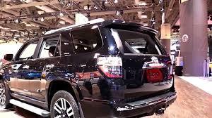 2018 toyota 4runner limit sc premium features new design exterior and interior first impression