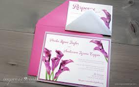 Calla Lily Color Chart 1 Calla Lily Impress Ink Stationery Design Studio