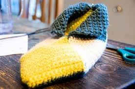 Norwegian House Slippers (Crocheted Version) - Instructables