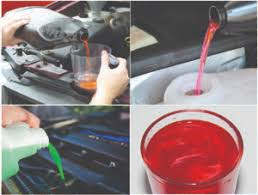 Antifreeze Color Chart The Different Colors Of Coolant