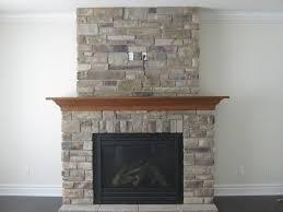 decorations modern gas fireplace limestone mantels natural stone veneers cool rock fireplace mantel decorating ideas