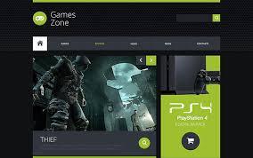 visual studio 2010 website templates 25 best gaming website templates 2018 freshdesignweb