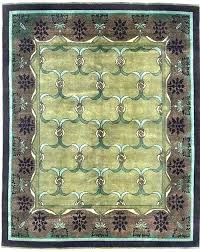 green area rugs 8x10 sage rug and cream