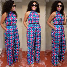 Cute African Prints African Women Dresses African Fashion