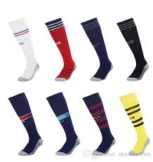 2019 26 Styles <b>Adult Children'S</b> Football Soccer Socks <b>Breathable</b> ...