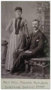Josephine E Pfaff Rutledge (1867-1931) - Find A Grave Memorial