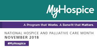 Home Care Hospice Palliative Care Month