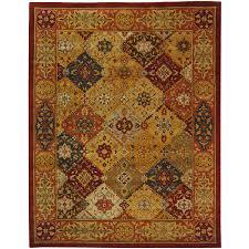 safavieh 12 x 15 multicolor classic area rug