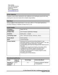 Resume Sample Core Java Developer Resume Senior Java Developer