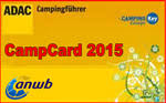 Campcard accepted by Campsite Beira-Marvao Alentejo