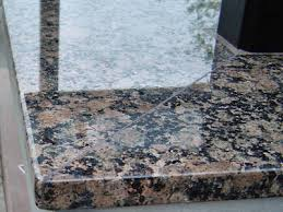 polished baltic brown granite