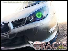 2006 Wrx Fog Light Kit Oracle 06 07 Subaru Wrx Sti Plasma Halo Rings Headlights Bulbs