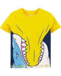 Oshkosh Shark Attack Rashguard Oshkosh Com
