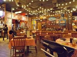 busy restaurant interior. Simple Interior Famous Daveu0027s Barbecue Colorful Busy Interior Inside Busy Restaurant Interior U