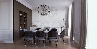 stunning lighting. Modern Apartment Design With Velvet Details And Top Lighting Designs_feat Stunning B