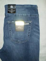 Rock And Republic Jeans Size Chart Rock Republic Fever Refill Me Pull On Straight Leg Jeans