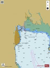 Resurrection Bay Chart Seward Marine Chart Us16682_p2595 Nautical Charts App
