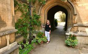 dr christina keith professor of education attended the 2018 literature age and the arts international round table symposium at oxford university