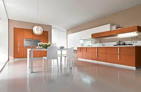 Most Beautiful Kitchen Designs Wonderful Neutral Modern Kitchen Design Ideas Presenting Massive