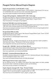 wrg 0912 peugeot partner wiring diagram peugeot partner manual engine diagram pages 1 3 text version fliphtml5