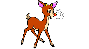 Small Picture Rudolph The Red Nosed Reindeer Coloring Page YouTube