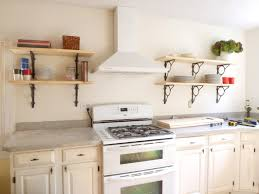 Kitchen Wall Shelving Kitchen Wall Mounted Kitchen Shelves With Charming Kitchen