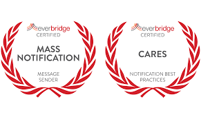 university everbridge key features message sender certification cares best practices certification
