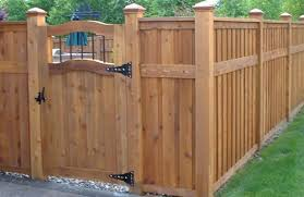 Choosing The Best Driveway Gates For Your Los Angeles Home  Gate Gates For Backyard