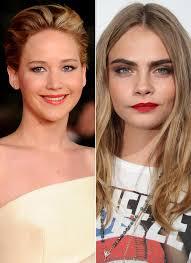 Frisuren Make Up Beauty Trends 2014 Gala De