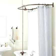 shower kit for clawfoot tub beautiful tub shower kit your residence idea clawfoot tub shower kit canada