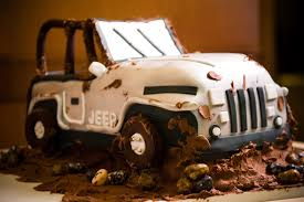 Cakes Desserts Photos Jeep Grooms Cake Inside Weddings