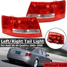 Audi Rear Light Bulb Us 48 0 37 Off Rear Right Left Tail Lamp Light For Audi A6 S6 Quattro No Bulbs 2005 2006 2007 2008 Oe 4b5 945 095b Lh 4b5 945 096b Rh In Car