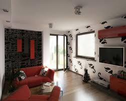 exquisite design black white red. Living Room Red And White Rooms Lounge Decor Interior Design Ideas Sofa Exquisite Black E