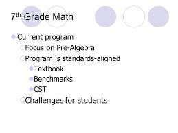 3 7th grade