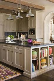 Kitchen Display Trendy Display 50 Kitchen Islands With Open Shelving