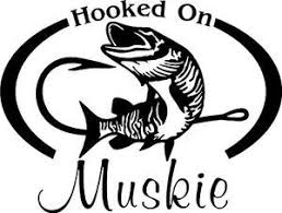 Image result for hooked on musky pics