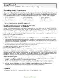 Medical Case Manager Resume Medical Case Manager Resume Samples Ve RS Geer Books 5