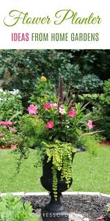Amazing 21 Gorgeous Flower Planter Ideas To Inspire Your Garden. Urns, Baskets,  Raised Beds