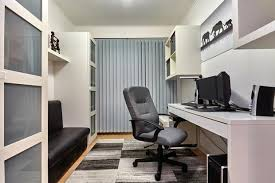 home office solutions. Modren Solutions A Separate Place For Office By Partitioning The Room Inside Home Office Solutions F